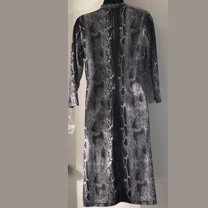 4340fb8ed60 ABS Allen Schwartz Dresses - ABS by Allen B. Schwartz animal print sheath  dress